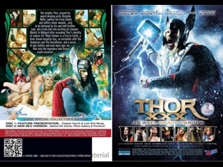 Тор XXX с участием Julia Ann, Kimberly Kane, Nicole Aniston, Alyssa Branch \ Thor XXX (2013)