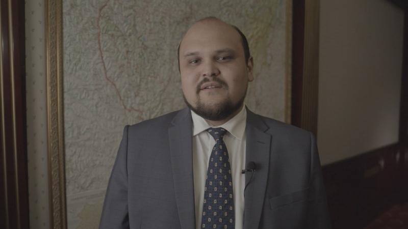Дорогу молодым Заканчивается срок полномочий руководителя Bashstudents Азата Казакбаева