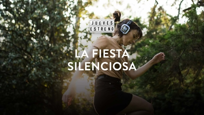 Тихая вечеринка La Fiesta Silenciosa 2019 Аргентина Бразилия триллер
