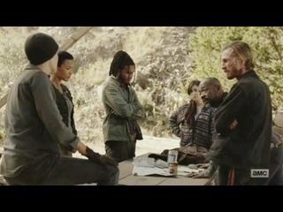 Бойтесь ходячих мертвецов 6 сезон 11 серия Алиша Кларк и Алфия #6