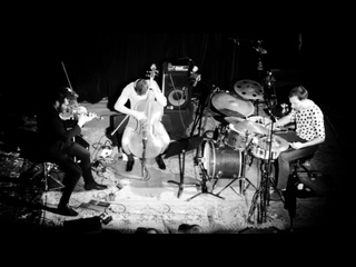 Sylvain Darrifourcq, Théo and Valentin Ceccaldi - IN LOVE WITH in concert at La Générale - Les Soirées Tricot 2016