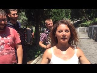 Видео от Владимира Бургарта