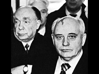 Пропажа Яковлева А.Н. и Горбачёва М.С. в Канаде на неделю.