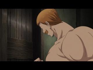 [SHIZA] Семь смертных грехов (3 сезон): Гнев богов / Nanatsu no Taizai: Kamigami no Gekirin - 21 серия [MVO] [2019] [Япония]