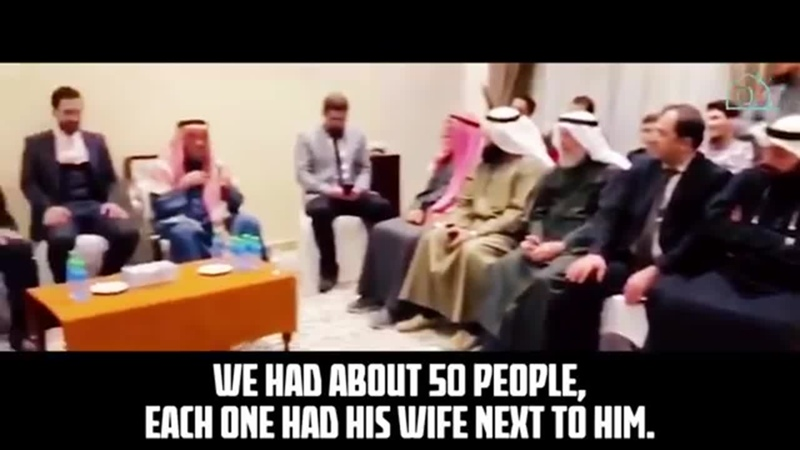 Sheikh Dies While Giving Dawah After Reciting The Shahadah Beautiful Ending