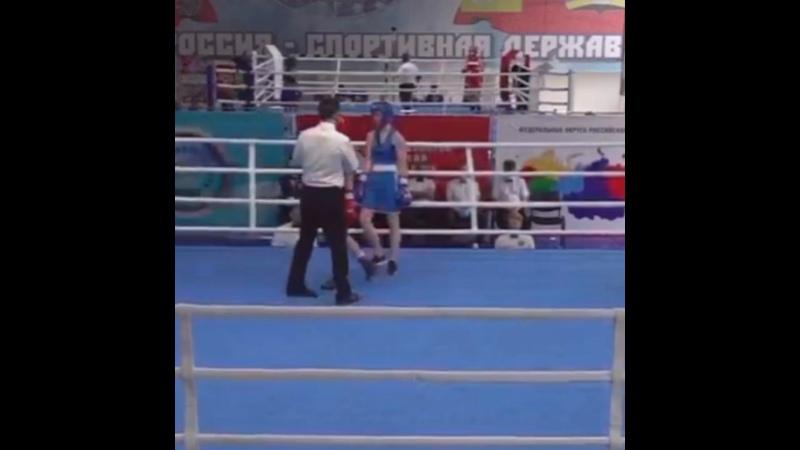Досрочная победа Асият Халитовой