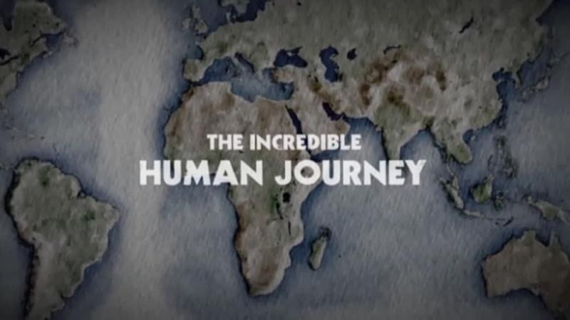 Путешествие человека 3 серия Европа The Incredible Human Journey 2013