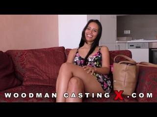 Andreina De Luxe - Casting X  All Sex, порно, porno, gonzo, anal, blowjob,  rimjob,  woodman CastingX , вудман,