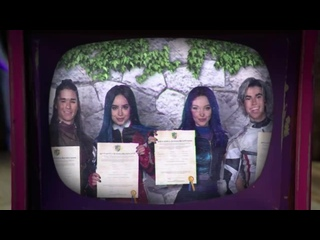 From Descendants 3 - Good to Be Bad