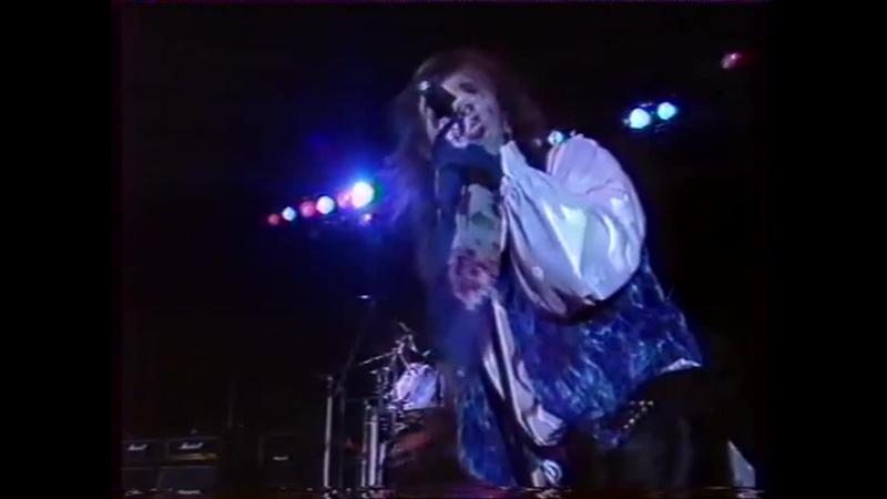 STORMWITCH Live Ostrava 1989