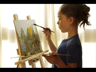 Детям  об изобразительном искусстве