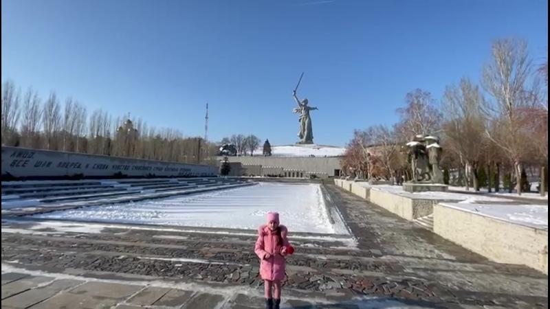 М. Агашина Второе февраля читает Аделина Саркисова