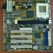 системная плата ZIDA TX810E (i810) PPGA370