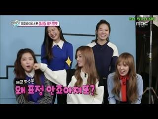150830 Section TV cut @ Red Velvet