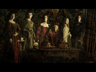 Промо-ролик 1 сезона сериала «Борджиа»