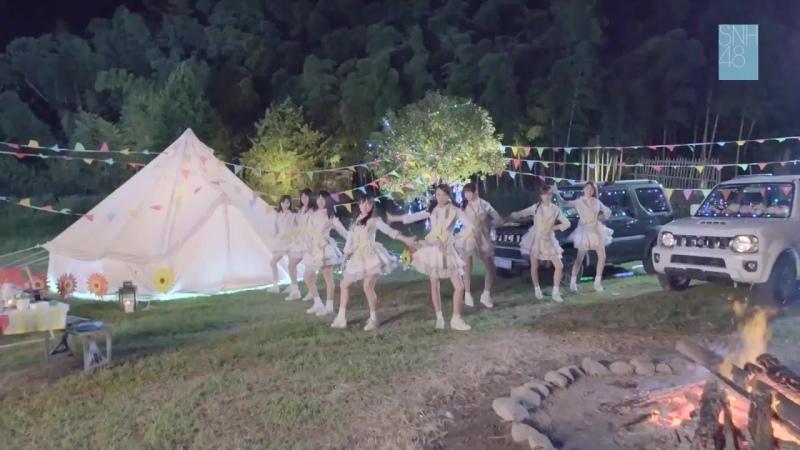MV SNH48 Team NII Yaobai Jiepai 摇摆节拍 Swing Tempo Official Version
