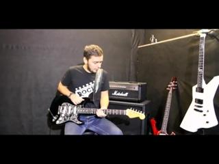 One String Man - Рассказ о группе обзор гитар (eng subtitles)