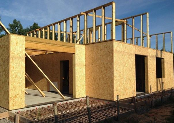 Каркасный дом своими руками #строительстводома@my.stroyka   -------------- Стройка - советы...