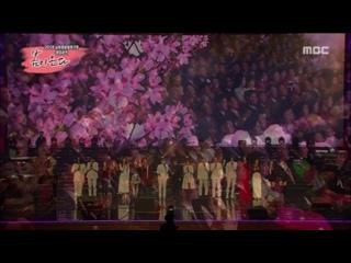 180405 Inter-Korean Concert in PyongYang| All Artists - My Friend