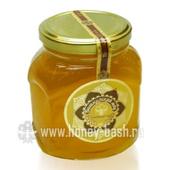Мед фасованный ст.банка 0,5 кг