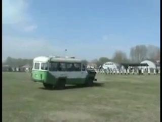 Шайтан - палка или безумные учения казахского спецназа