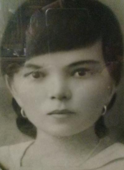 Елена Фёдоровна Сухова