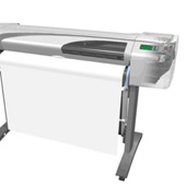 плоттер HP DesignJet 500 / 510 / 800 - разбор