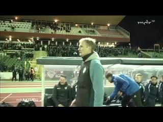Динамо Берлин - Кемницер 2:1 (2:0)