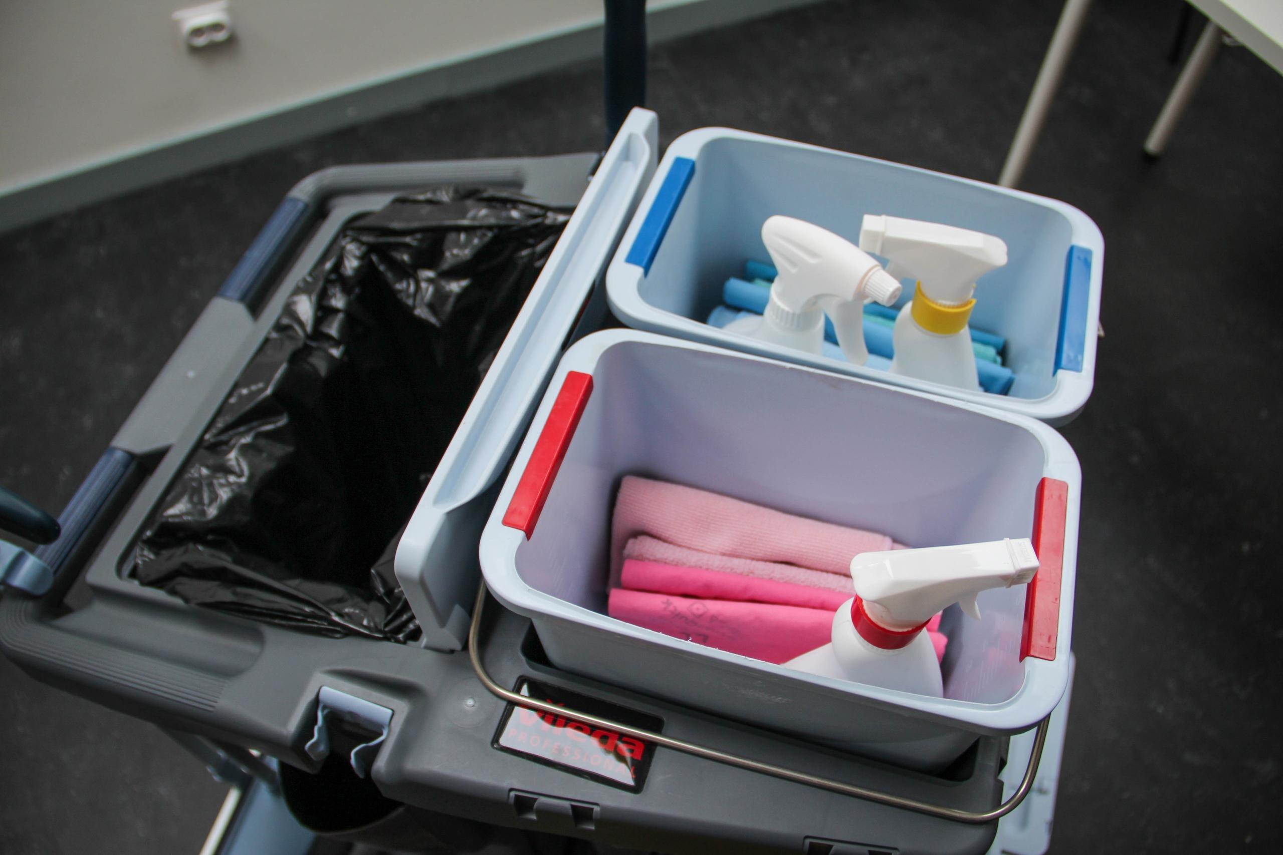 Уборка методом предварительной подготовки, изображение №6