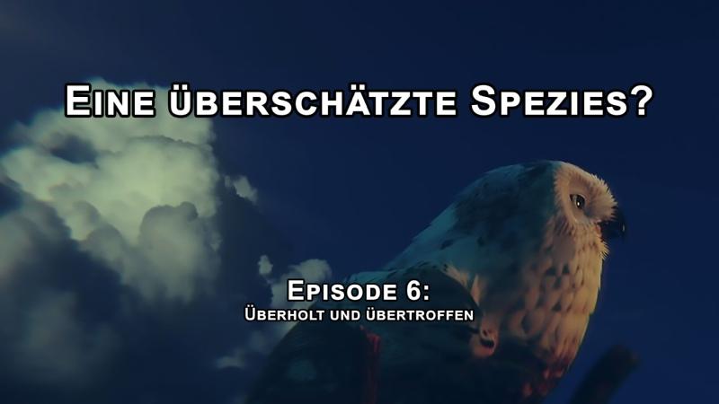 Eine überschätzte Spezies E06 Überholt und übertroffen Animations Doku Reihe FSK0 HD 720p