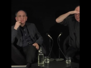 Watershed - Meeting with Armando Iannucci