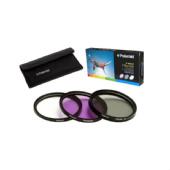 Фильтры для объектива ассортименте UV, CPL, ND, Soft, Protect, Macro