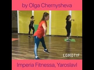 Тренер. Ольга Чернышева