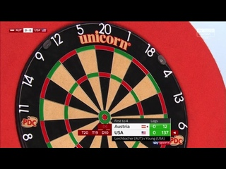 Austria vs United States (PDC World Cup of Darts 2019 / Round 2)