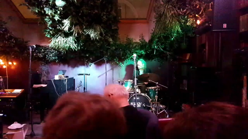 GoatS NoteS and more at Leo Records Festival at Trane Zen Art at Kozlovclub. Live stream