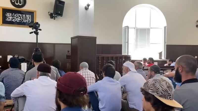 Видео от Муфтията Дальнего Востоки