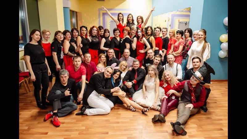Вечеринка Красное на черном 27 марта Весело и по доброму Всем рекомендую в танцевальный коллектив