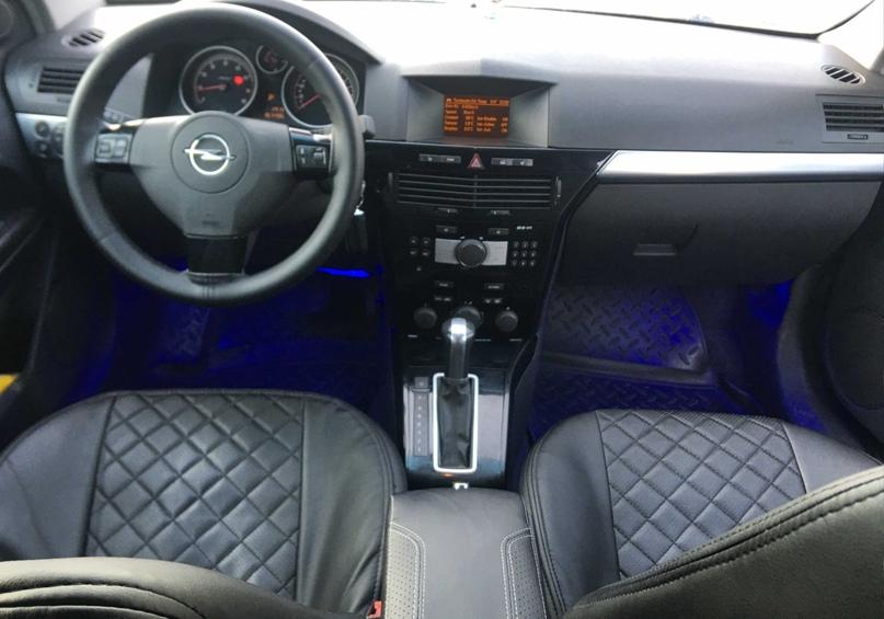 Opel Astra GTC 2007 год. Мотор 1.8, 140 сил на   Объявления Орска и Новотроицка №12757