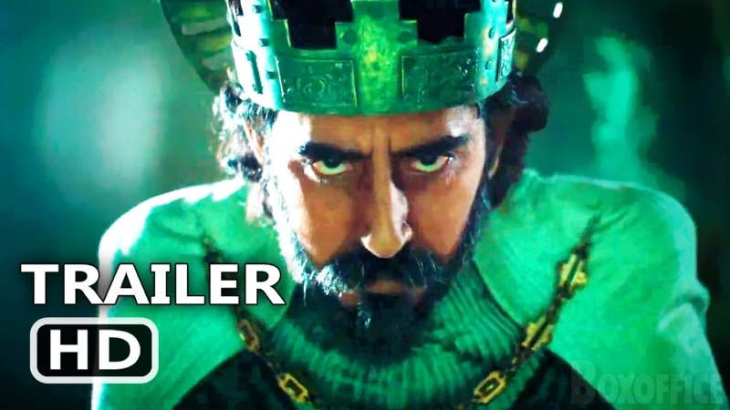 Легенда о Зелёном рыцаре Official Trailer 2 2021 Dev Patel Alicia Vikander Movie HD