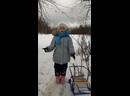Титовская Виолетта, 5 лет, конкурс Некрасов-детям