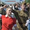 Танцплощадка «Вальс Победы» 9 мая
