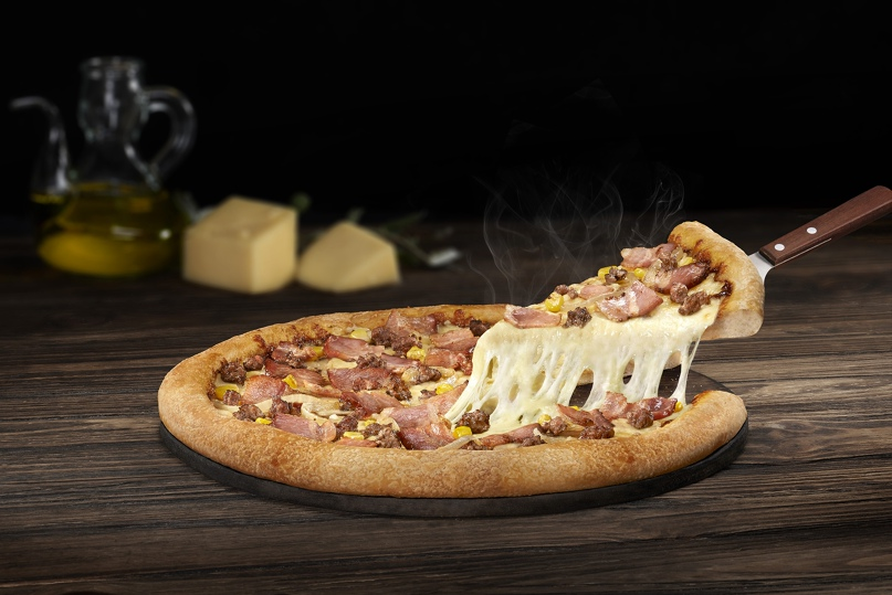 Ароматная пицца по выгодным ценам от Domino's Pizza в бизнес-центре «Нагатинский»