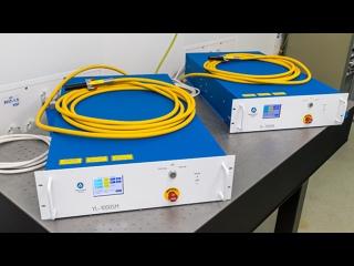 Лазер Росатома для 3D-принтера