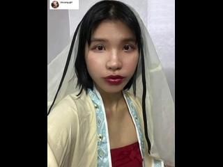 Азиатское приложение для редактирования фотографий показало, как пользователи меняют своё лицо и тело, превращаясь в абсолютно д
