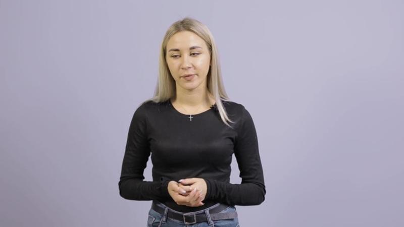 Мишель КОЗИНЦЕВА видеовизитка актрисы