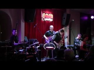 C-Jam Blues . Анна Королёва и джаз-трио в Jam Prestige club 9 окт. 2014.