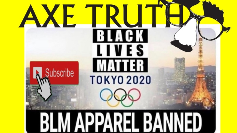 Wacky Wednesday - BLM banned from Olympics, Narrative falling apart GLOBALLY