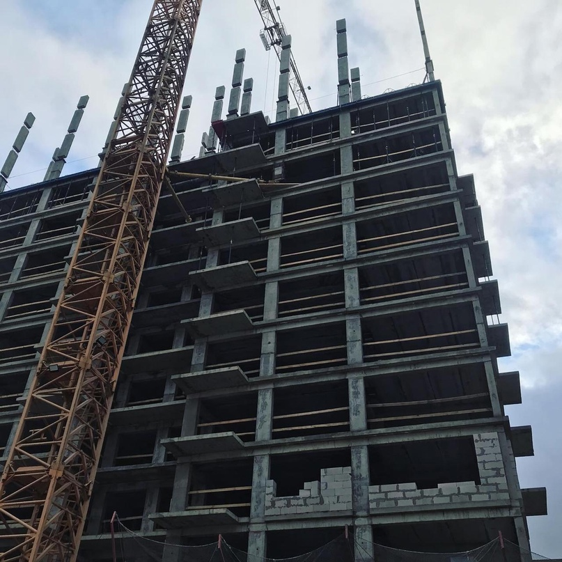 Отчёт об этапах строительства «ЖК Горизонт», изображение №4
