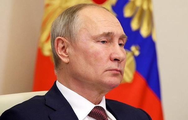 Владимир Путин уходит на самоизоляциюПрезидент Владимир П...