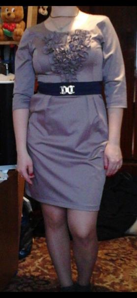 Продам платье в отличном состоянии. Одевала 1 раз. Цвет к...
